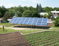 Leominster Ground Mount Solar Array