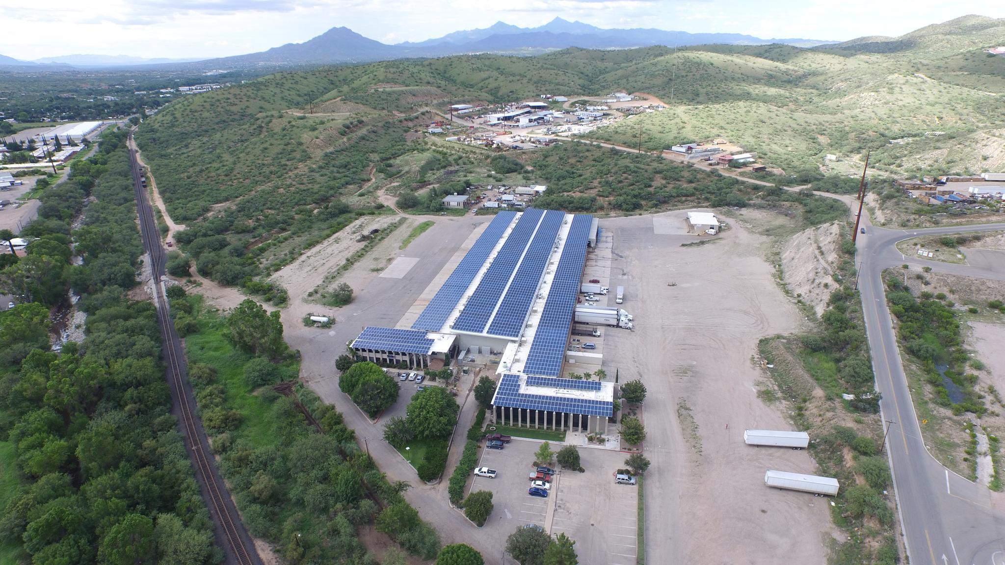 1 Mega Watt Commercial Cold Storage Warehouse Energysage