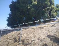 Solar Ground Mount at Luxury Estate