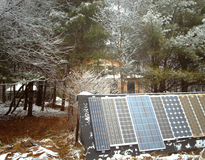Simple Living & Solar - Big Rock House at Ness - NOON to 3 pm ONLY please