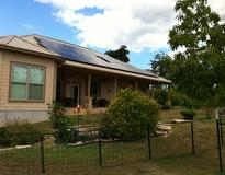 Bastrop Solar Tour Rescheduled for Nov 14- Braden home