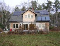 picture of Net Zero Arrowsic, Maine
