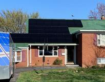 picture of 10.54kW DC photovoltaic solar system with 310 Hanwha (Q CELLS)