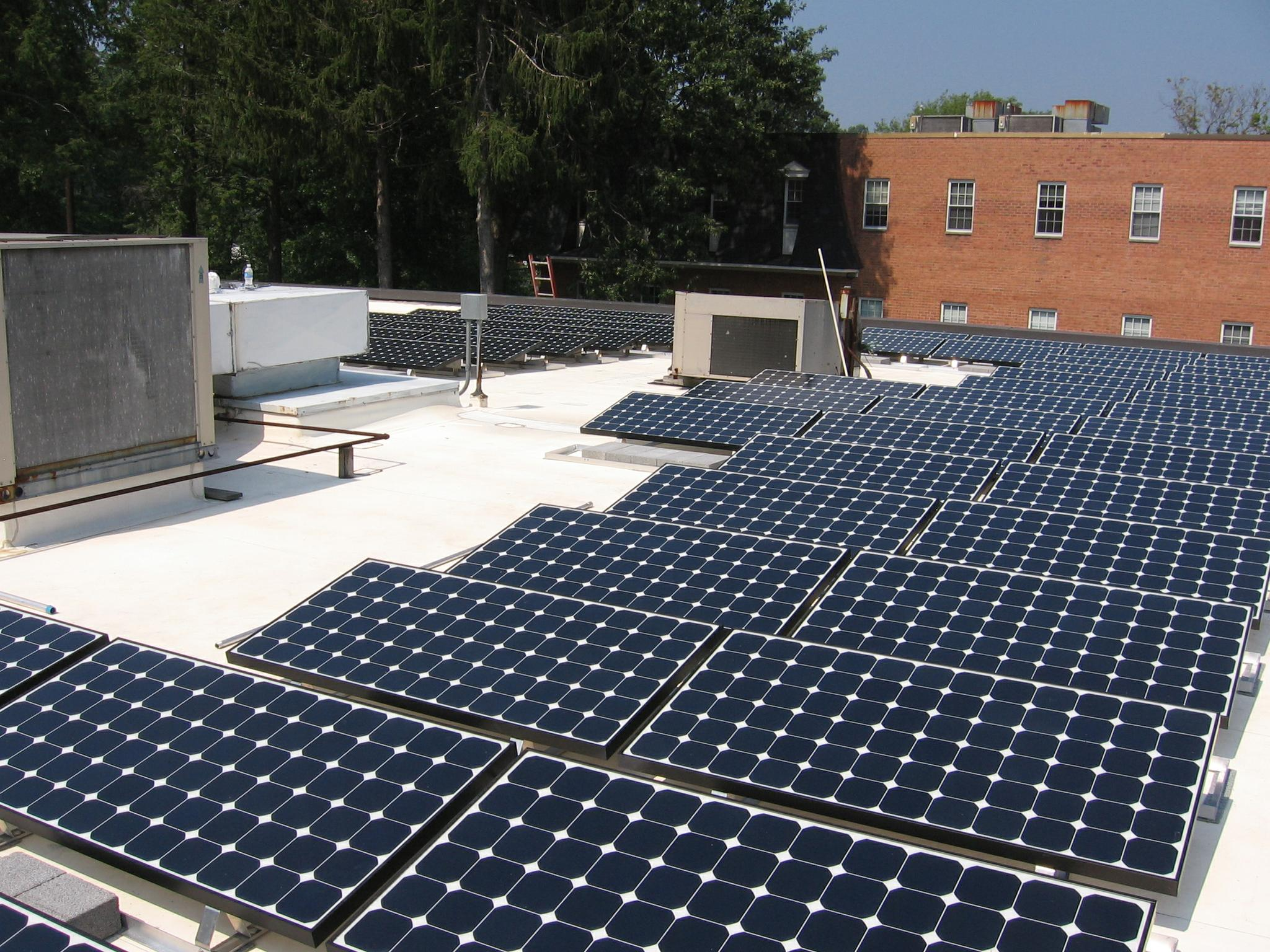 Commercial Solar Project Energysage
