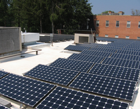 Picture of Commercial Solar Project