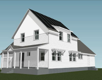 Picture of Brackett estates energy efficient and environmentally clean homes with solar net zero option