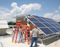 Picture of Arkansas Solar Tour - Fayetteville Public Library
