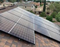 picture of 10.4  kW Solar System in Ernesto Serna Pl, El Paso, TX 79936, USA