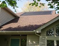 Roof-Integrated 1.3 kW Home