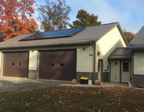 Lewis Center Solar PV