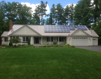 Solar-Electric / All Climate Heat Pump - Cliff & Anne Babkirk - Sanford - ME