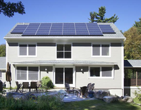 Picture of Harwinton Passive House & 2012 CT Zero Energy Challenge Winner