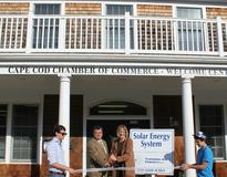 Picture of Solar on Cape Cod Visitor's Center
