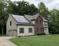 Picture of Medina Ohio Solar PV