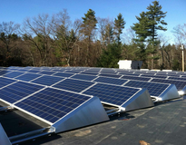 Solar for Household Goods Recycling in Acton, MA