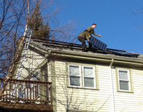 Picture of Solar PV - Cambridge, MA