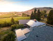 The Lowen family's Coldstream Corner Farms net-zero project