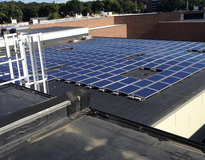 Picture of Melrose High School and Middle School Solar PV