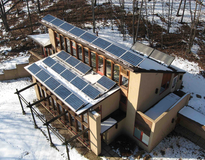 picture of Passive Solar Home