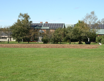 picture of Unity College Library Solar