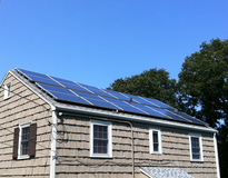 Oosterman's Array - Solarize Melrose First Installation