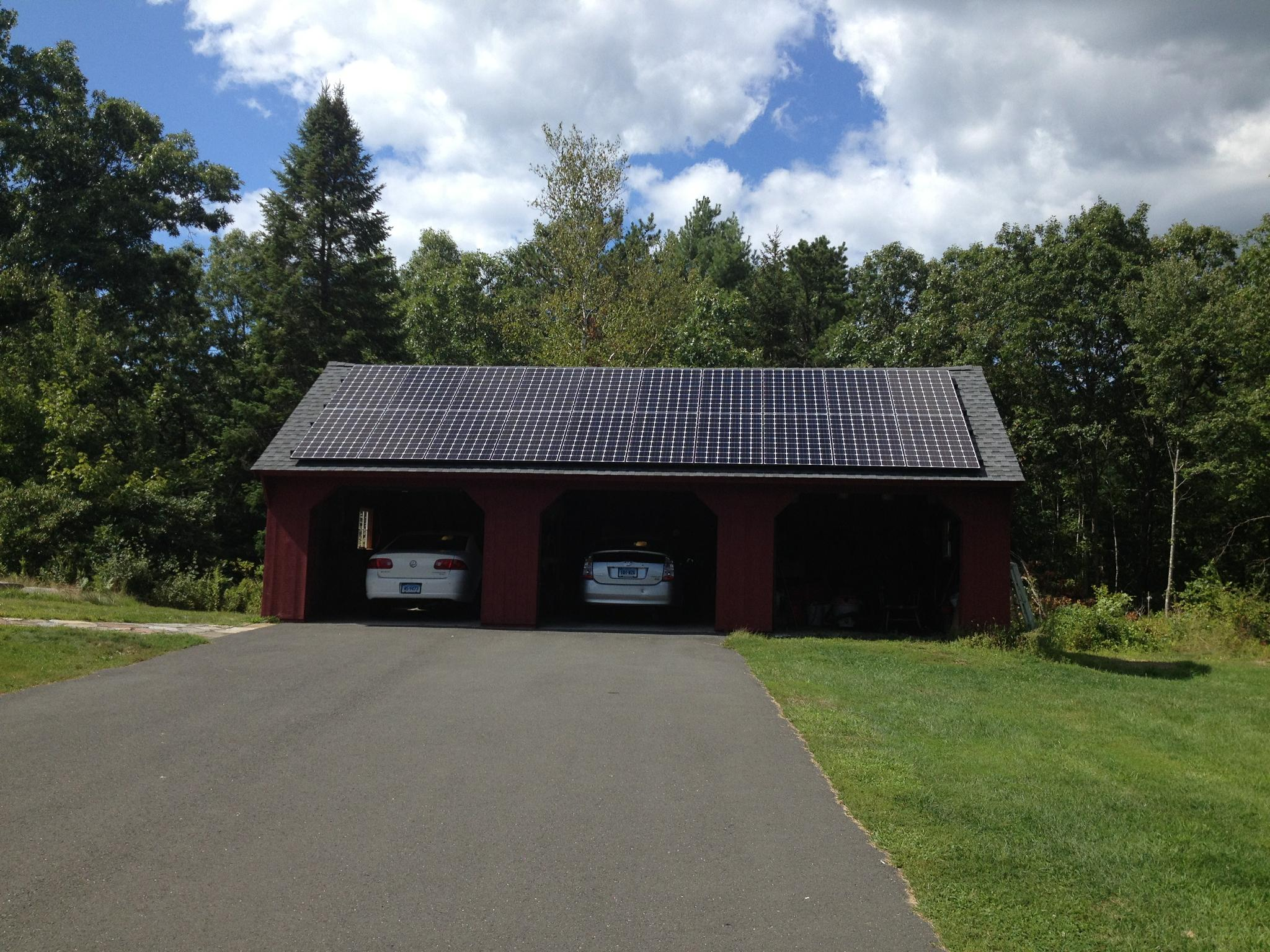 Solarize Tolland Install 12 Energysage