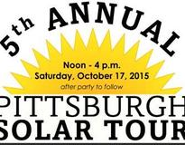 picture of 5th Annual Pittsburgh Solar Tour- Saturday, October 17