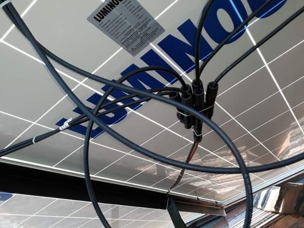 1 KW Solar Installation in Khed City, Ratnagiri District by Loom