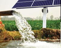 Benefits of solar water pump.