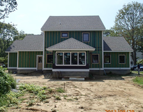Picture of Roy Passive House--Falmouth MA
