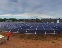picture of 350 KW COMMUNITY SOLAR GARDEN
