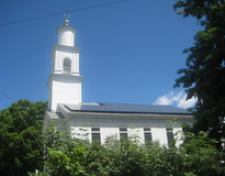 picture of South Congregational Church Solar Array
