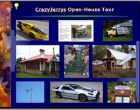 CrazyJerry's Off-Grid Extravaganza!