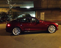 Tesla S Signature Performance