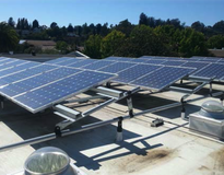picture of Solar in Downtown Santa Cruz!