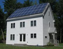 Picture of Erik and Jessica Haugsjaa - Stow - MA: Solar PV
