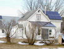 Peter Talmage - Northfield - MA: Solar PV