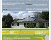 picture of Richard Home Solar Case Study