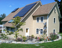 Picture of Brandon Net Zero House