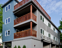 Picture of Cumberland Triplex: Kaplan Thompson Architects - Portland - ME