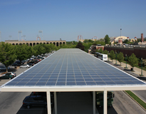 Picture of Hershey Chocolate World Solar Canopy