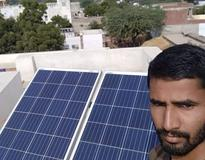 Solar Panel Installation in Bhilwara, Rajasthan By Loom Solar