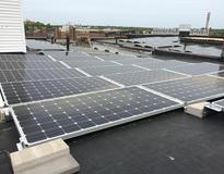 Picture of Elmcourt Hotel Solar Installation
