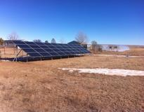 Solar PV Ground Mount - Peyton, Colorado