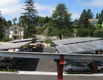Municipal Solar Carport in Santa Cruz!
