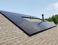 picture of Charlotte, NC Solar Install