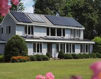 picture of Hampton Roads Solar Tour 2015