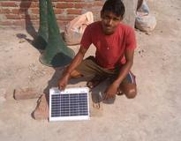 First Solar Panel Installation at Home