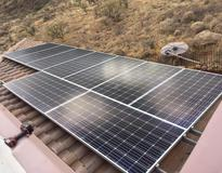 Picture of 7kW PV Solar home installation in southern AZ