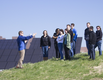 University at Buffalo North Campus Solar Array - Amherst - NY